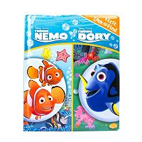Disney / Pixar Finding Dory & Nemo First Look & Find Book