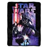 Star Wars Classic Darth  Vader Night Throw