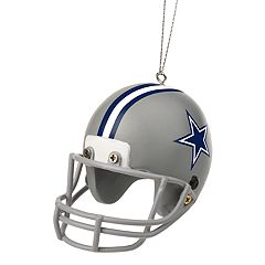 Forever Collectibles Dallas Cowboys Helmet Christmas Ornament