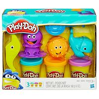 Play-Doh Ocean Tools Set by Hasbro