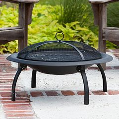 Fire Sense 29-in. Folding Fire Pit