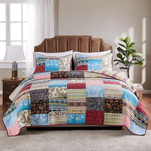 Bohemian Dream Quilt Set