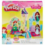 Disney Princess Ariel & Cinderella Play-Doh Royal Palace Set by Hasbro