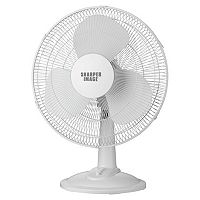 The Sharper Image 12-Inch Table Top Fan