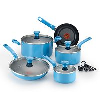 T-Fal Excite 14-pc Nonstick Aluminum Cookware Set