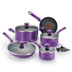 T-Fal Excite 14-pc Nonstick Aluminum Cookware Set