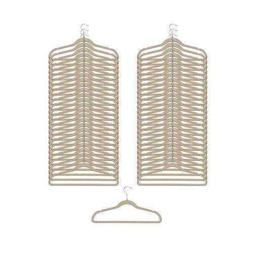 Neatfreak 50-pack Felt Clothes Hangers