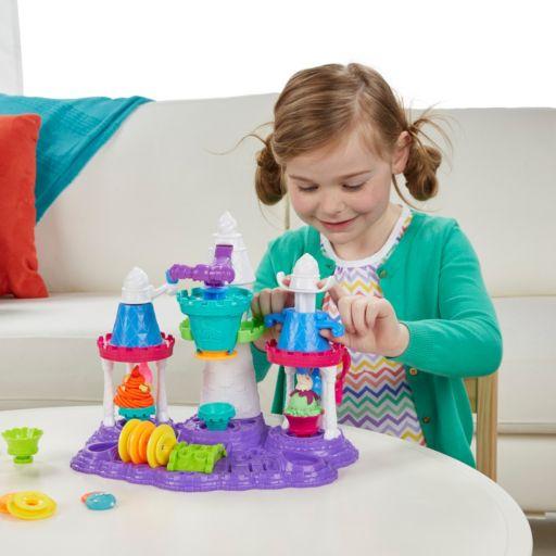 Play-Doh Ice Cream Castle by Hasbro