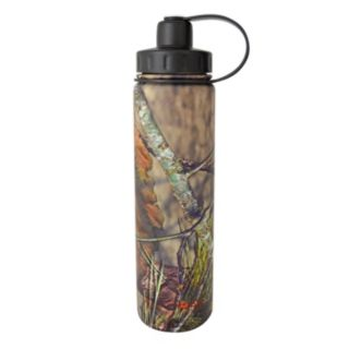 EcoVessel BOULDER TriMax Stainless Steel Water Bottle (24-Ounce)