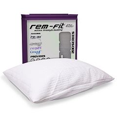 Protect-A-Bed 2-pack REM-Fit Energize 200 Series Pillow Protectors