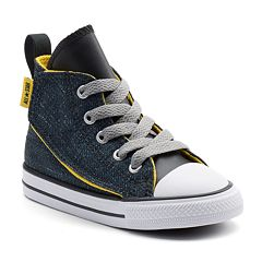 Baby \/ Toddler Boys' Converse Chuck Taylor All Star Simple Step High-Top Sneakers by