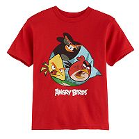 Boys 4-7 Angry Birds Graphic Tee