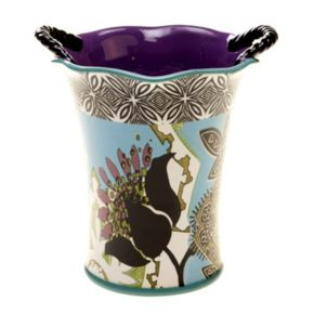 Tracy Porter Rose Boheme Wine Ice Bucket with Handles