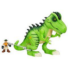 Playskool Heroes Jurassic World Tyrannosaurus Rex Set by
