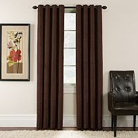 Thermatec 2-pack Antique Velvet Blackout Grommet Window Curtains