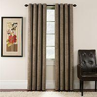Thermatec Antique Velvet Blackout Grommet Window Curtain Set