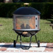 Fire Sense Bonfire Patio Fire Pit