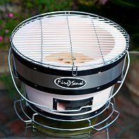 Fire Sense Round Yakatori Charcoal Grill