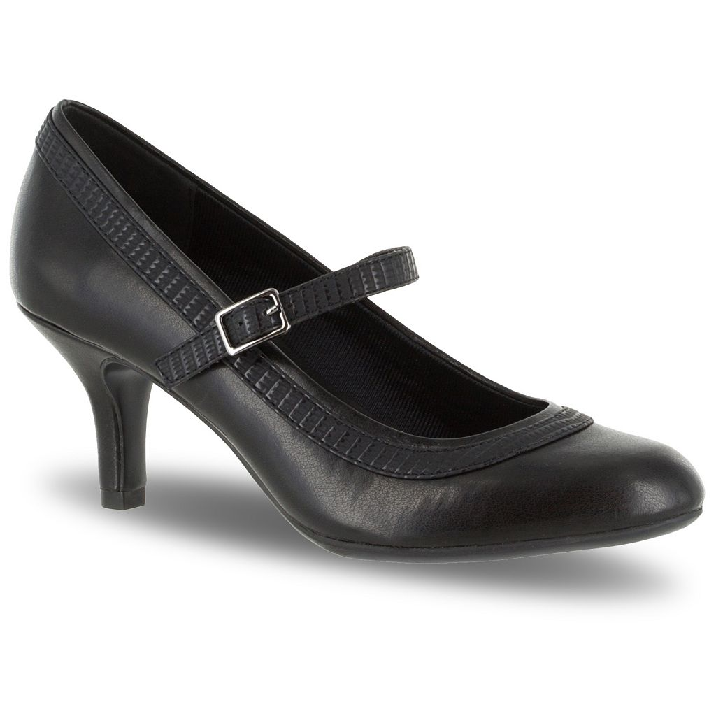 Easy Street Cecelia Women's Mary Jane High Heels