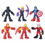 Playskool Heroes Marvel Super Hero Adventures Captain America Super Jungle Squad Pack by Hasbro