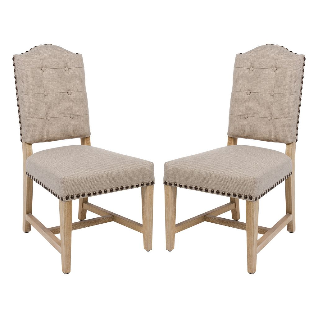 Safavieh Penny Accent Chair 2-piece Set
