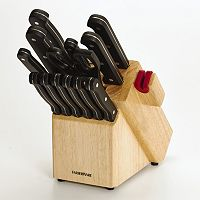 Farberware Edgekeeper 14-pc. Knife Block Set
