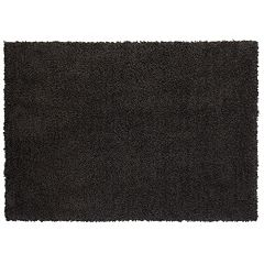 SPACES Home & Beyond by Welspun Teddy Solid Shag Rug