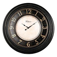 Waltham Distressed Wall Clock