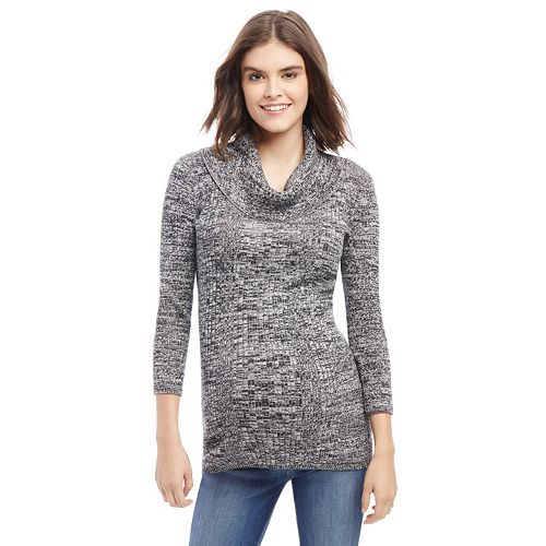 c298edeea Maternity Oh Baby by Motherhood™ Ribbed Cowlneck Sweater