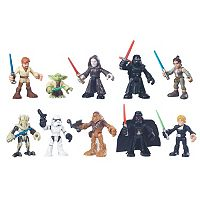 Star Wars Galactic Heroes Rivals Figure Set by Playskool Heroes