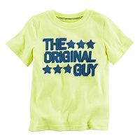 Boys 4-8 Carter's ''The Original Guy'' Tee