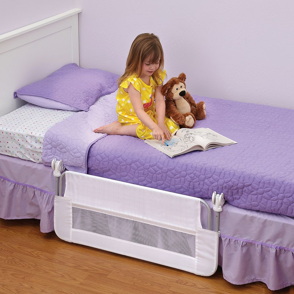 dexbaby Safe Sleeper 43-in. Bed Rail