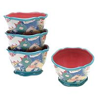 Tracy Porter Scotch Moss 4-pc. Bowl Set