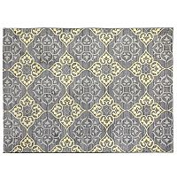 SPACES Home & Beyond by Welspun Damask Rug
