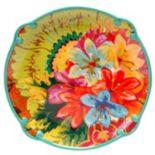 Tracy Porter Scotch Moss Large Round Serving Platter