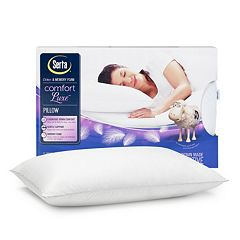 Serta ComfortLuxe Down Memory Foam Pillow