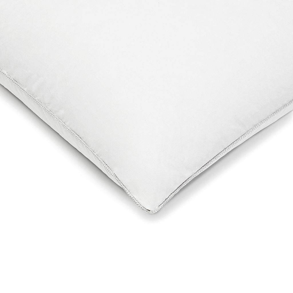 Serta ComfortLuxe Down Memory Foam Pillow
