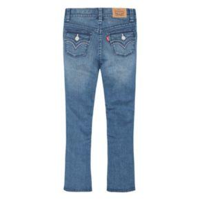 Girls 4-6x Levi's 711 Sweetie Skinny Jeans