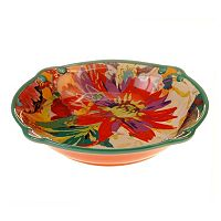 Tracy Porter Scotch Moss Pasta Serving Bowl