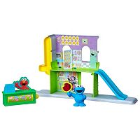 Playskool Sesame Street Discover 123s with Cookie Monster Playset