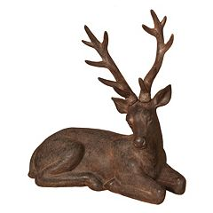 Click here to buy Resting Reindeer Table Decor.