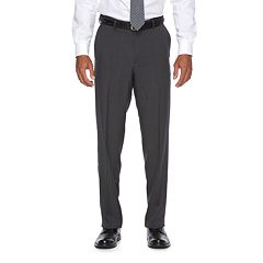 Men's Croft & Barrow® True Comfort Classic-Fit Opticool Flat-Front Dress Pants