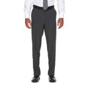 Men's Croft & Barrow® True Comfort Classic-Fit Opticool Flat-Front Dress Pants