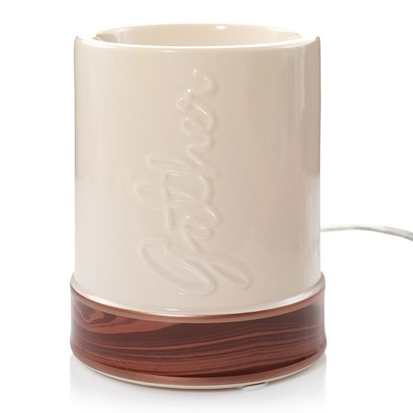 Yankee Candle Simply Home Scenterpiece Gather Wax Melt Warmer