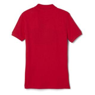 Girls 4-20 & Plus Size French Toast School Uniform Stretch Pique Polo Shirt