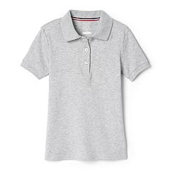 Girls 4-20 & Plus Size French Toast School Uniform Solid Polo