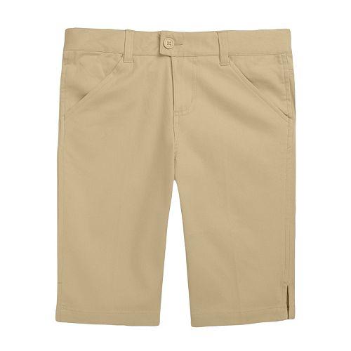 Girls 4-20 & Plus Size French Toast School Uniform Bermuda Shorts