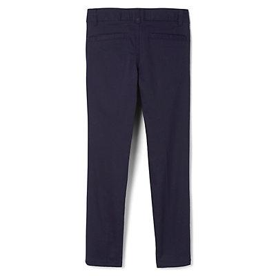 Girls French Toast 4-20 & Plus Size Adjustable Waist Twill Pant
