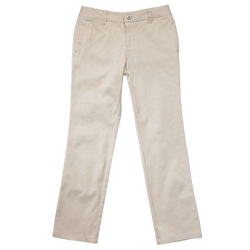 Girls 4-20 & Plus Size French Toast School Uniform Straight Leg Pants