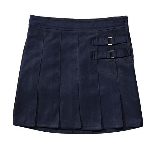 French Toast Girls 4-20 School Uniform Buckle Pleated Pant